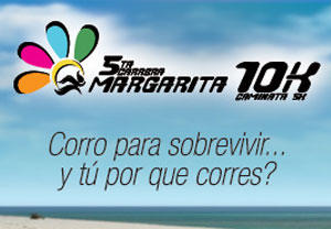 5to. Margarita 10k