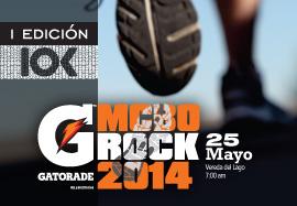 Gatorade Maracaibo Rock