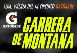 1era. Carrera de Montaña IX Circuito ...