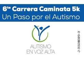 6ta. Carrera - Un paso por el Autismo