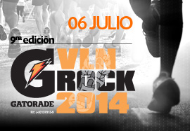 9no. Gatorade Valencia Rock 10k