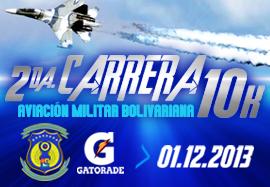 2da. Carrera 10k Aviación Militar Bol...