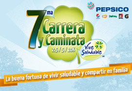 7ma. Carrera Caminata Vive Saludable
