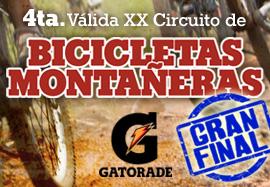 4ta Válida XX Circuito Gatorade de Bi...