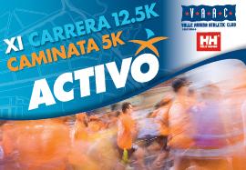 Carrera Caminata Banco Activo - VAAC 2...