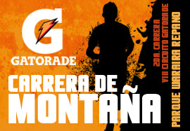 2da. Carrera de Montaña VIII Circuito...