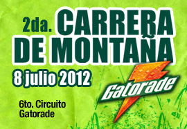 2da Válida XX Circuito Gatorade de Bi...