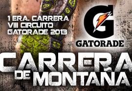 1era Carrera de Montaña VIII Circuito...
