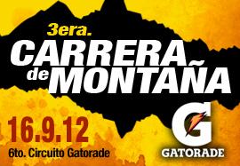 3ra Válida de Carrera de Montaña VII...