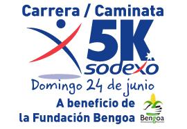Carrera 5k Sodexo 2012