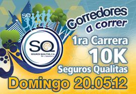 Carrera Seguros Qualitas 2012