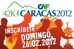 Maratón CAF 2012