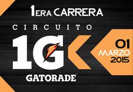 1era Carrera Circuito Gatorade