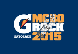 Gatorade Mcbo Rock 2015