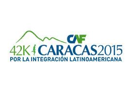 Maratón CAF - Caracas 2015