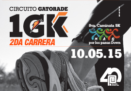 2do 10K Gatorade - Copa Policlinica Me...