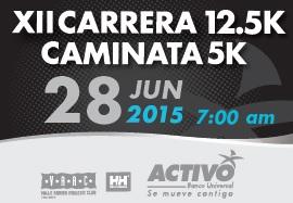 XII Carrera 12.5K ACTIVO - VAAC