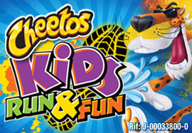 Cheetos Kids Run & Fun 5 a 6 B
