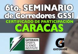 6to Seminario de Corredores GSSI Caracas