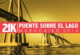 21K Puente sobre el Lago