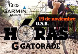 RETO 6 HORAS GATORADE - COPA GARMIN JFSPORTS