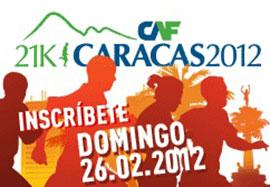 Media Maratón CAF 2012