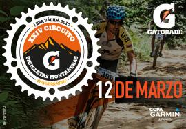 1era Válida  XXIV Circuito de Bicicletas Montañeras Gatorade Universidad Simón Bolívar