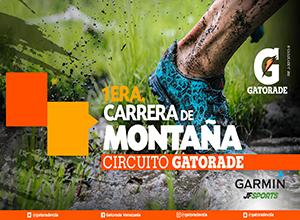 1era Carrera de Montaña Gatorade - Co...