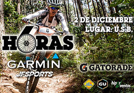 RETO 6 HORAS GARMIN JF SPORTS