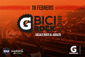 IV GATORADE BICI ROCK