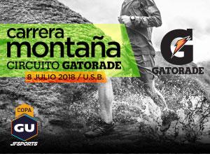 Carrera de Montaña Gatorade 2018 - Co...