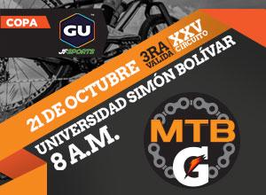 3ra Válida XXV Circuito Gatorade MTB ...