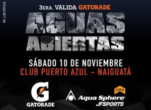 3era Válida Circuito Gatorade Aguas A...