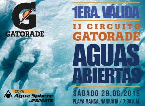 1era Válida II Circuito Gatorade Agua...