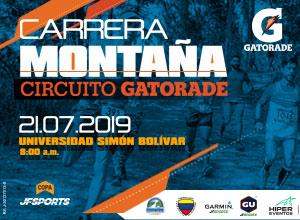Carrera de Montaña Gatorade 2019