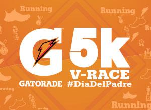 Gatorade 5K - V Race