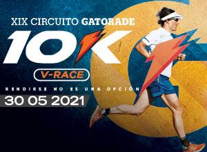 Gatorade 10K V-race